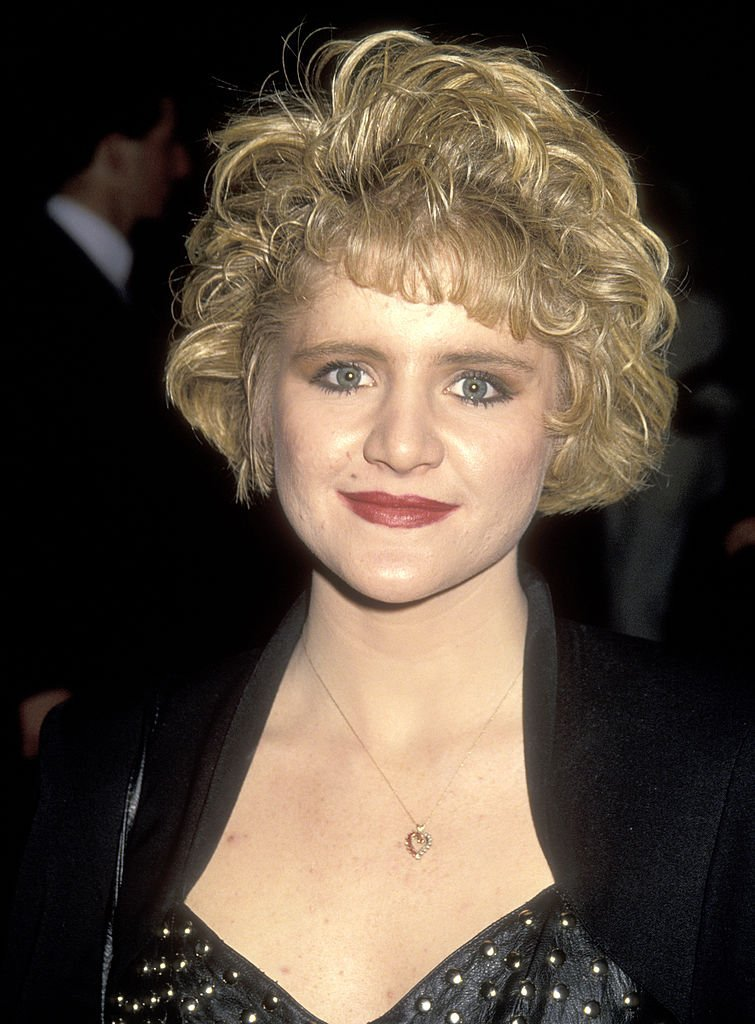 "Tina Yothers attends the ""Silence of the Lambs"" Century City Premiere on February 1, 1991 