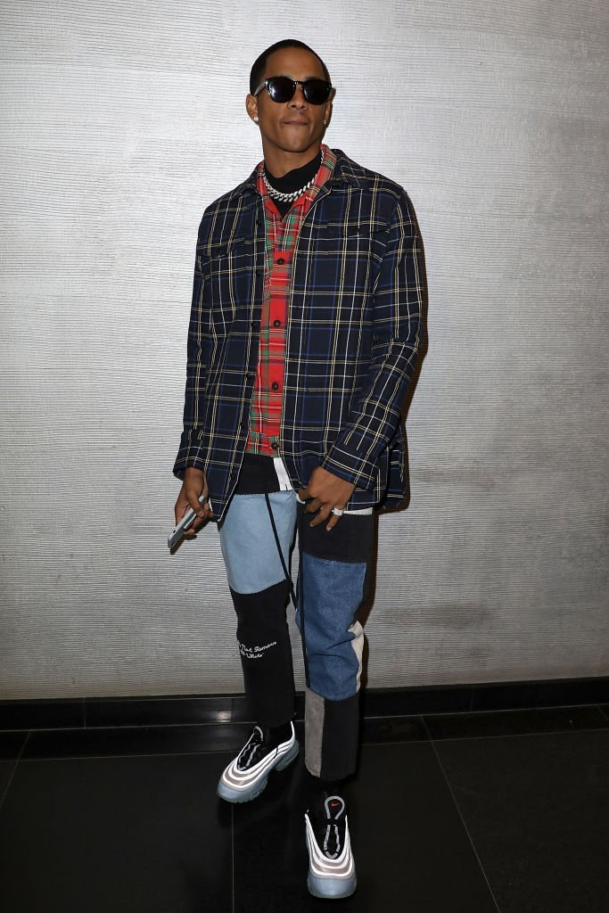 Corde Broadus attends the Off-White show as part of the Paris Fashion Week Womenswear Fall/Winter 2018/2019 | Photo: Getty Images