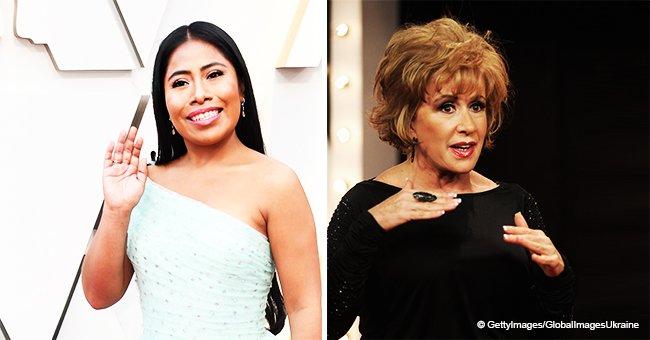 Laura Zapata vuelve a ser criticada por duros comentarios contra Yalitza Aparicio
