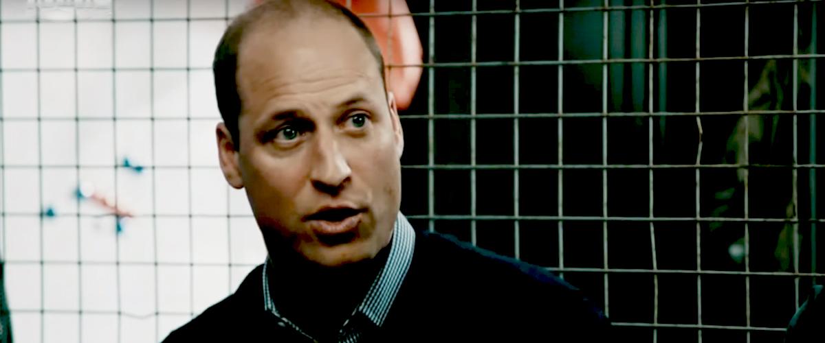 Le prince William parle de la douleur à la perte de sa mère