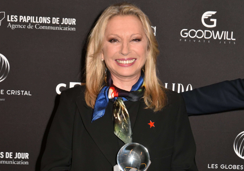 Véronique Sanson à la 11ème cérémonie des Globes de Cristal Awards au Lido le 30 janvier 2017 à Paris, France | Photo : Getty Images