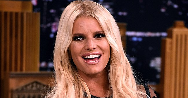 See Jessica Simpson Fit Into a Pair of Jeans She's Had for 14 Years on Her 40th Birthday