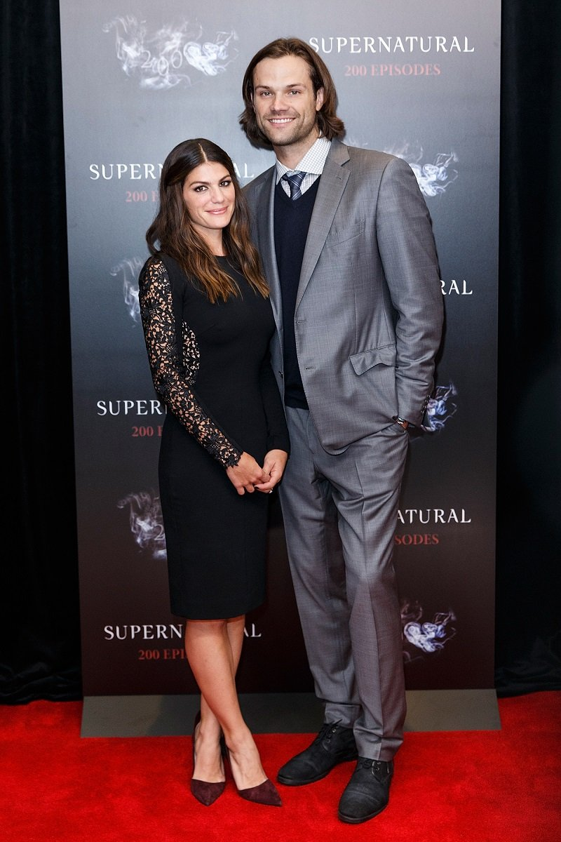 Genevieve Padalecki and Jared Padalecki on October 18, 2014 in Vancouver, Canada | Photo: Getty Images
