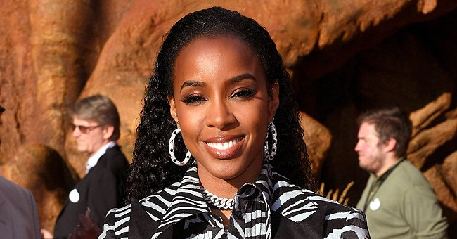 Kelly Rowland's Only Son Titan Jewell Weatherspoon Dances and Enjoys Pool Slide in Cute Videos
