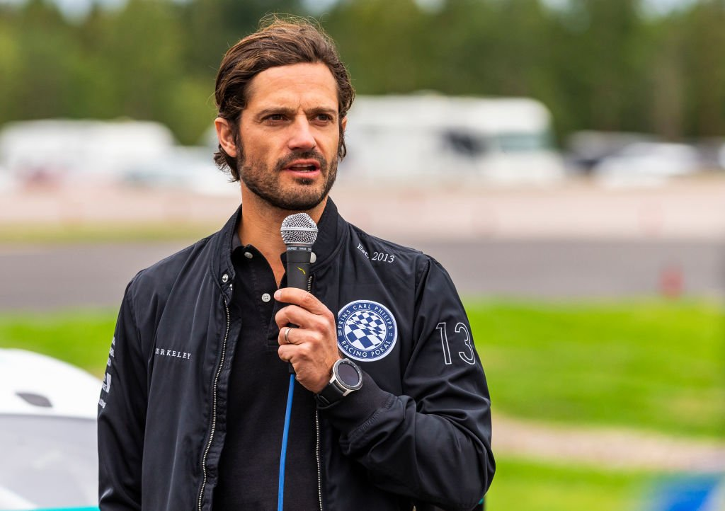 Le Prince Carl Philip de Suède | Photo : Getty Images