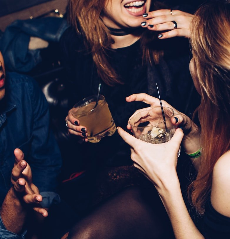 Kate enjoyed going to parties a little too much | Source: Pexels