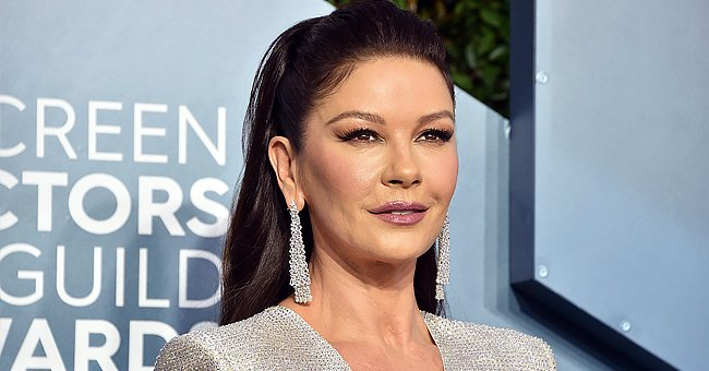 Catherine Zeta-Jones Is the Spitting Image of Her Beautiful Mom Patricia Fair in Rare TBT Photo
