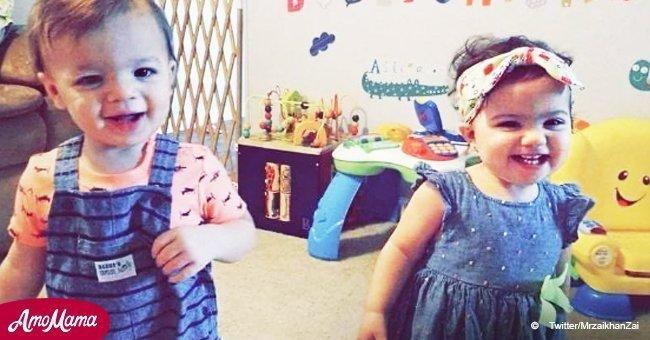 Ces jumeaux se sont noyés dans la piscine pendant que leur baby-sitter était occupée: Les parents ont ouvert une enquête
