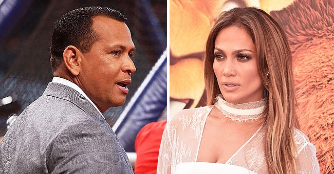 TMZ: Jennifer Lopez Still Wears Lavish $1.8M Engagement Ring Given to Her by Alex Rodriguez
