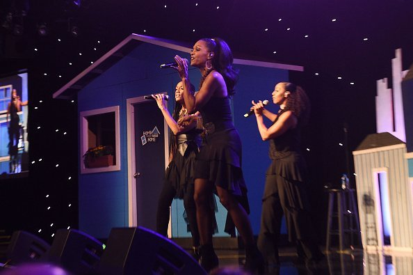 Terry Ellis, Cindy Heron and Maxine Jones perform at the Habitat LA  Builders Ball | Photo: Getty Images