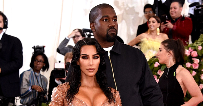 Kanye West Revealed His Disapproval of Wife Kim Kardashian's Corset Look Night before the Met Gala
