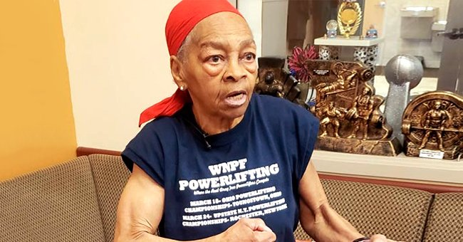 82-Year-Old Bodybuilding Grandma Willie Murphy Beats up Man Who Tried to Break into Her Home