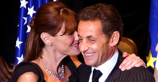 La déclaration d'amour de Nicolas Sarkozy à Carla Bruni face à Laurent Delahousse