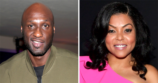 Lamar Odom Talks 'Secretly Dating' Taraji P. Henson & How He Blew It