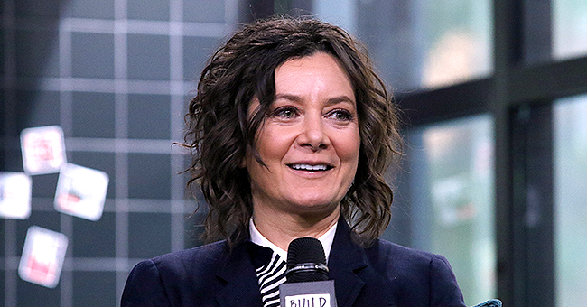 Take a Peek into Sara Gilbert's Life with Her Wife Linda Perry and Their Three Kids