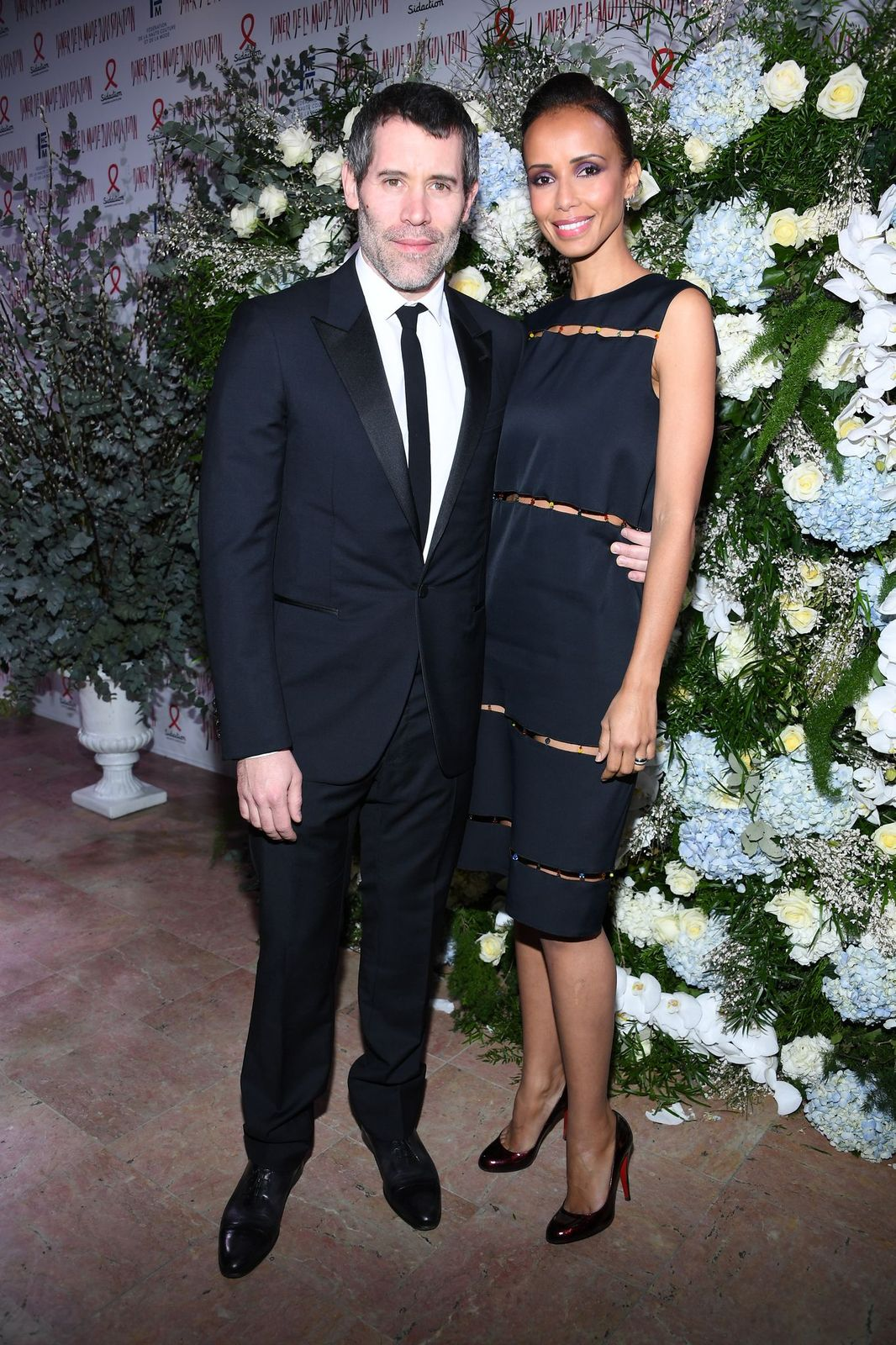 Jalil Lespert et son ancienne compagne Sonia Rolland | Photo : Getty Images
