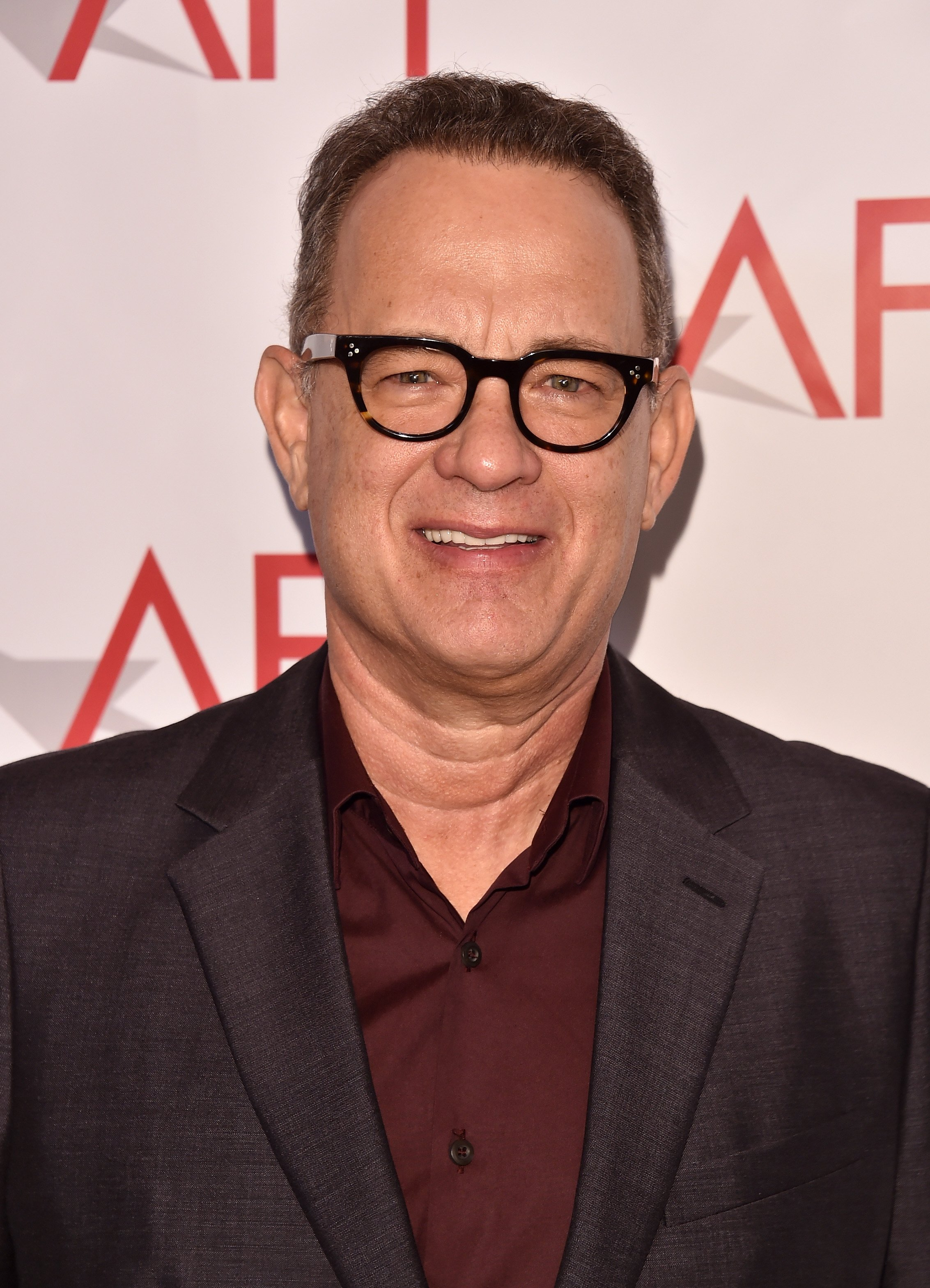 Tom Hanks attends the 18th Annual AFI Awards on January 5, 2018, in Los Angeles, California. | Source: Getty Images.