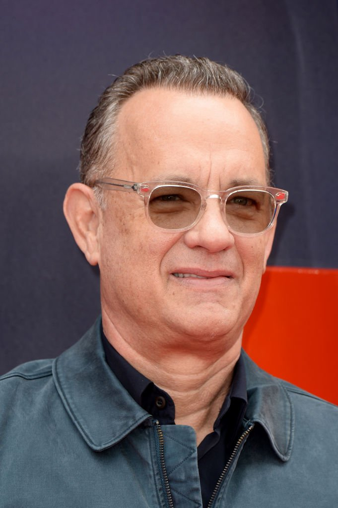 """Tom Hanks attends the """"Toy Story 4"""" European Premiere at Odeon Luxe Leicester Square 