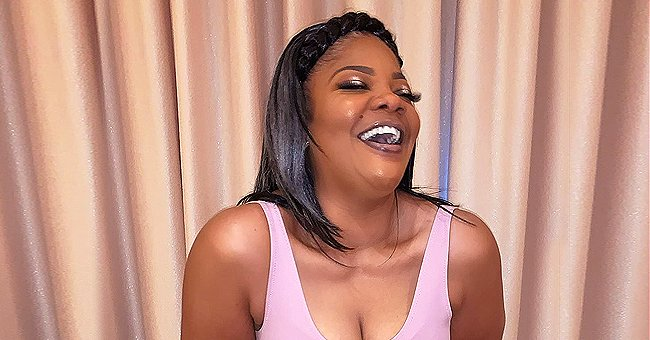 Mo'Nique of 'The Parkers' Fame Shows off Slimmer Curves in Top & Leggings While Working out in New Video