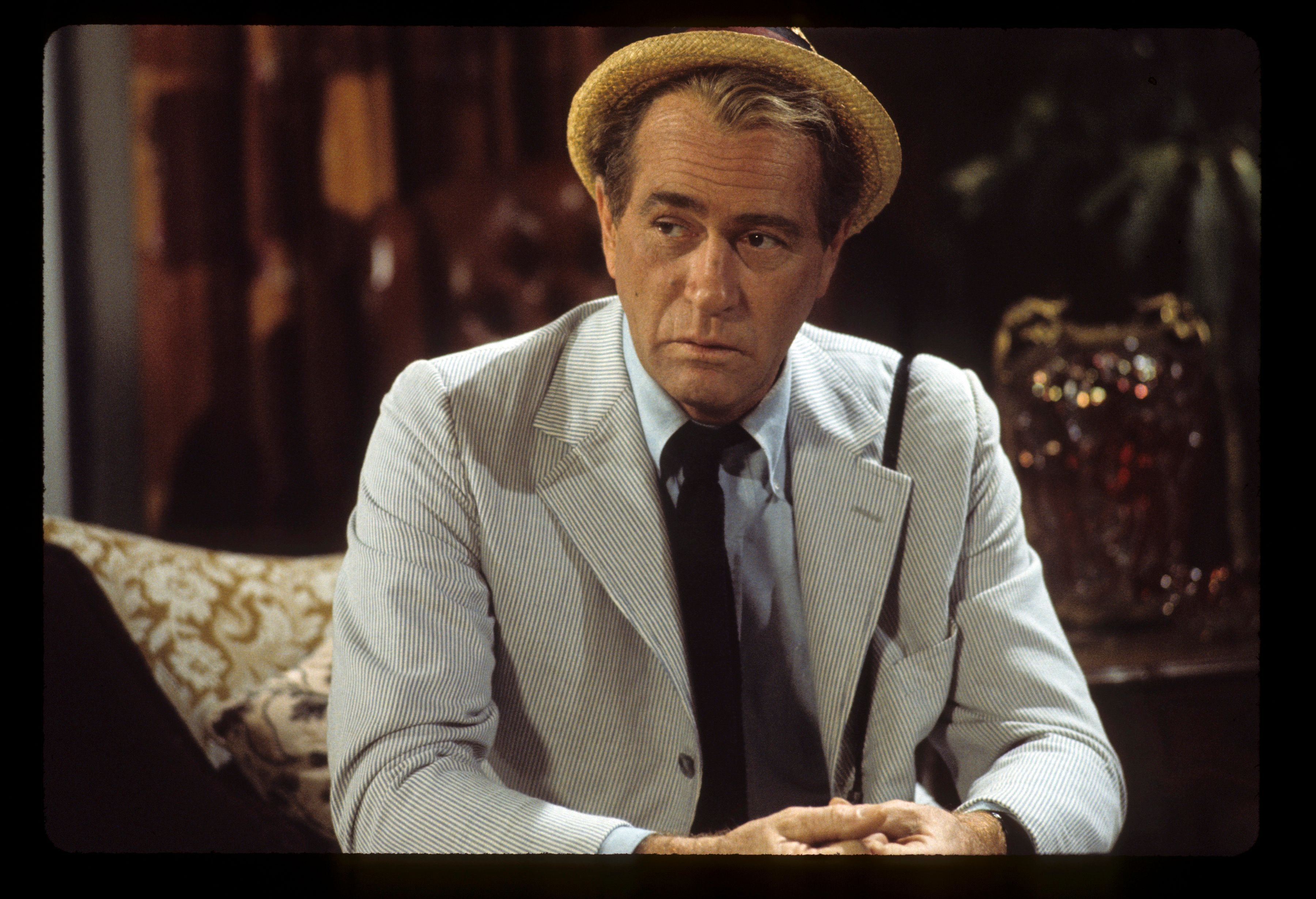 """THE NIGHT STALKER (A.K.A. KOLCHAK: THE NIGHT STALKER) - """"Mr. R.I.N.G."""" - Airdate: January 10, 1975. 