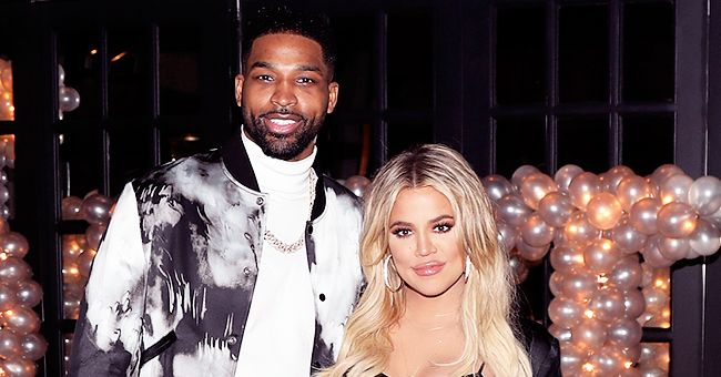 Khloé Kardashian from KUWTK Responds to Rumors She's Back with Ex Tristan after a Fan Asks Her
