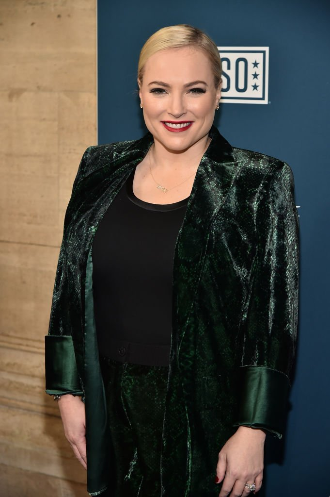 Meghan McCain attends Variety's 3rd Annual Salute To Service at Cipriani 25 Broadway on November 06, 2019. | Photo: Getty Images