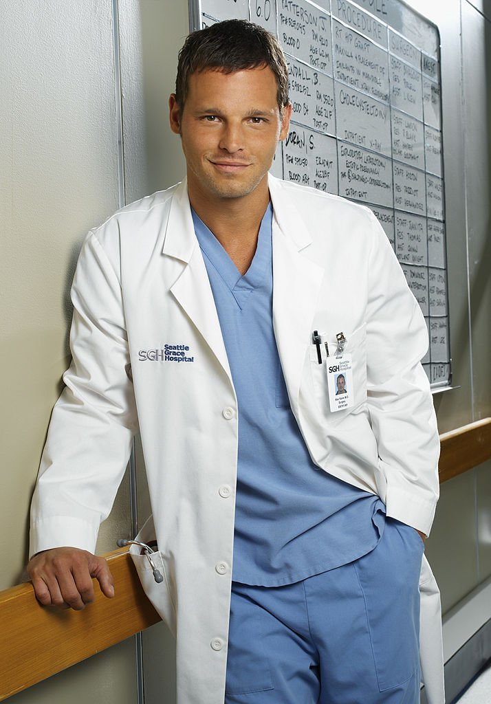 Justin Chambers als Alex Karev in Grey's Anatomy | Quelle: Getty Images