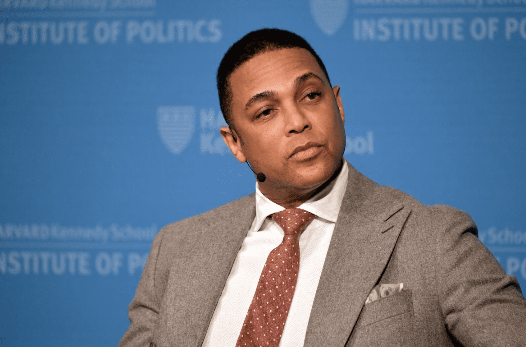 CNN's Don Lemon speaks at Harvard University Kennedy School of Government Institute of Politics on February 22, 2019. | Source: Getty Images