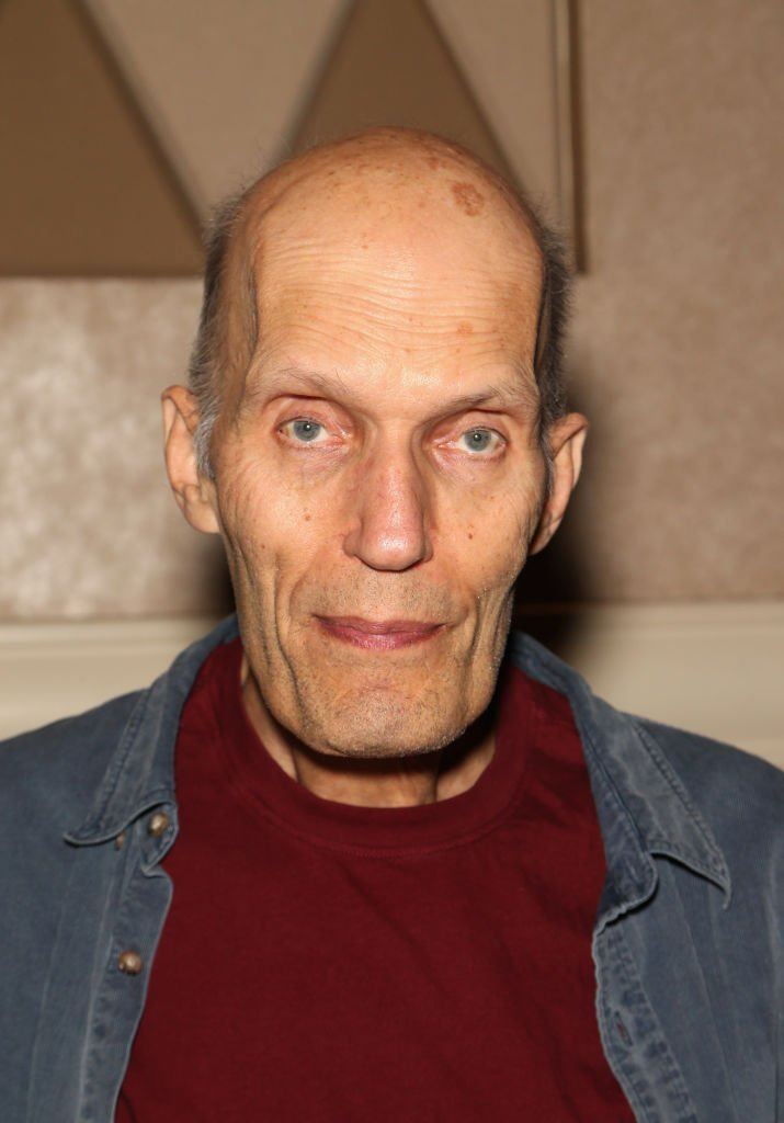Actor Carel Struycken attends the 17th annual official Star Trek convention at the Rio Hotel & Casino   Getty Images / Global Images Ukraine