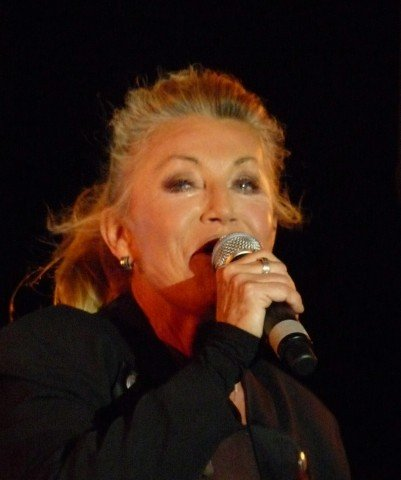 La photo de Sheila en 2012 | Source: Wikipedia