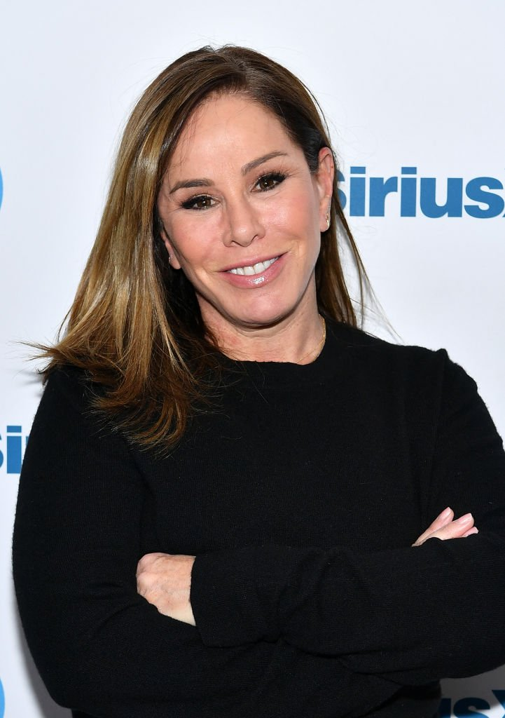 Melissa Rivers visits SiriusXM Studios on March 5, 2018 in New York City | Photo: Getty Images