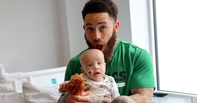 Ashley Cain Pens Powerful Message in Honor of 8-Month-Old Daughter Azaylia Who Died of Leukemia