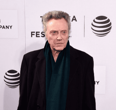 """Christopher Walken attends the """"The Family Fang"""" Premiere - 2016 Tribeca Film Festival at BMCC John Zuccotti Theater on April 16, 2016 in New York City.   Source: Getty Images"""
