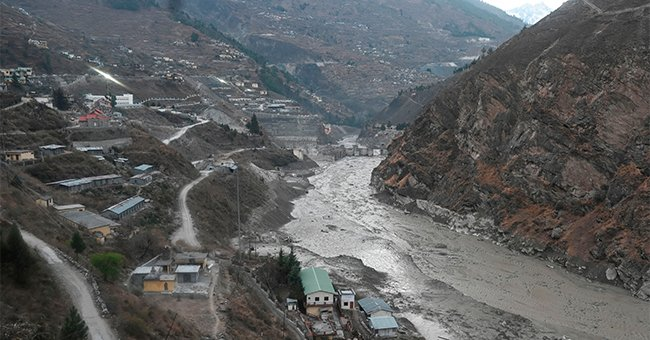 Rescue Operation in India Is Underway as Glacier Flood Leaves Hundreds of People Missing