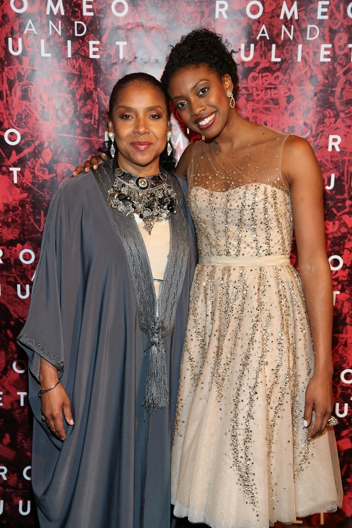 "Phylicia Rashad and daughter Condola Rashad attend the ""Romeo And Juliet"" Broadway Opening Night after party at The Edison Ballroom on September 19, 2013 in New York City. I Image: Getty Images"