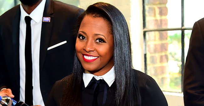 Check Out Keshia Knight Pulliam from 'The Cosby Show' Flaunting Her Slim Figure in Workout Gear