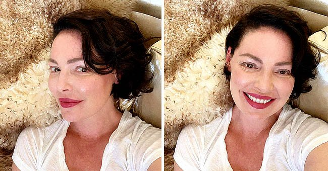 Katherine Heigl poses for a selfie posted on her Instagram page   Photo: Instagram/katherineheigl