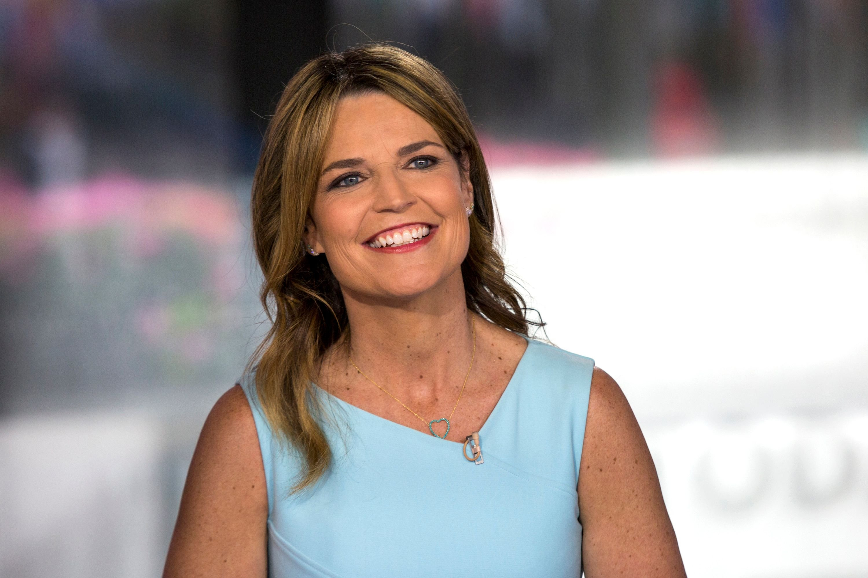Savannah Guthrie at Today - Season 67 on Wednesday June 13, 2018 | Photo: Photo: Getty Images