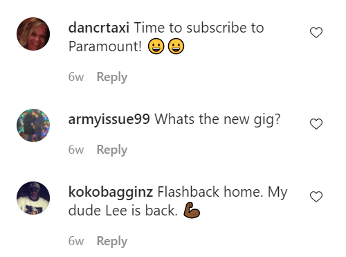 """Fans commented on Annabel's post this week in hopes he would be returning to """"Yellowstone"""". 