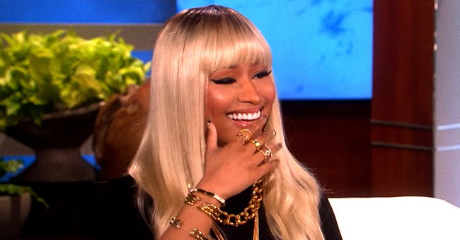 See the First Pictures of Nicki Minaj's Adorable Son Which She Revealed on Instagram