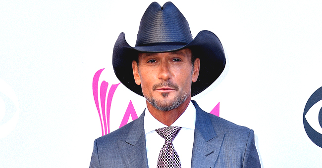 Tim McGraw Shows off His Rock-Hard Abs 10 Years after Quitting Alcohol