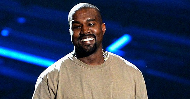 Kanye West speaks onstage during the 2015 MTV Video Music Awards, August 2015 | Source: Getty Images