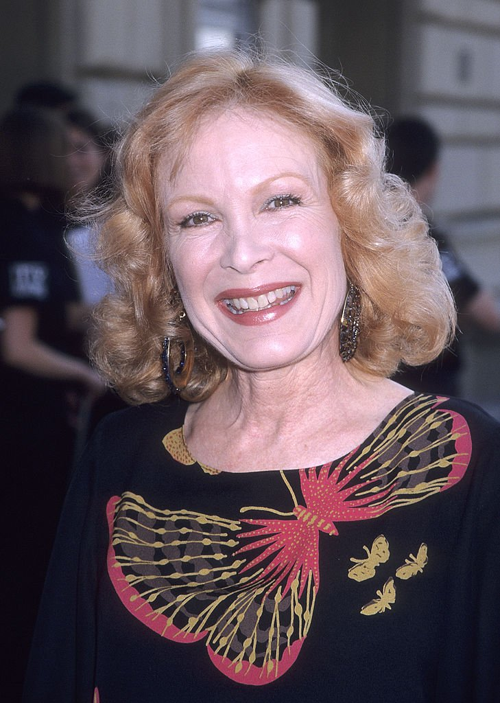 Linda Henning at the 50th Annual Primetime Emmy Awards on August 29, 1998, at the Pasadena Civic Auditorium   Source: Getty Images