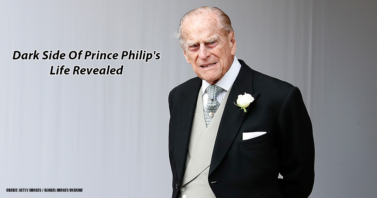 Dark Side Of  Prince Philip's Royal Life