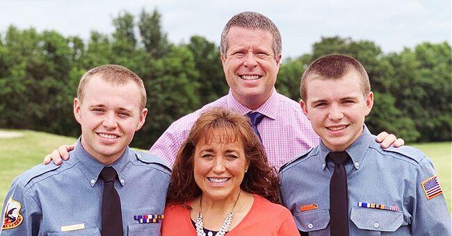 Jim Bob and Michelle Duggar Praise Their 18-Year-Old Son James' Desire to 'Honor God'