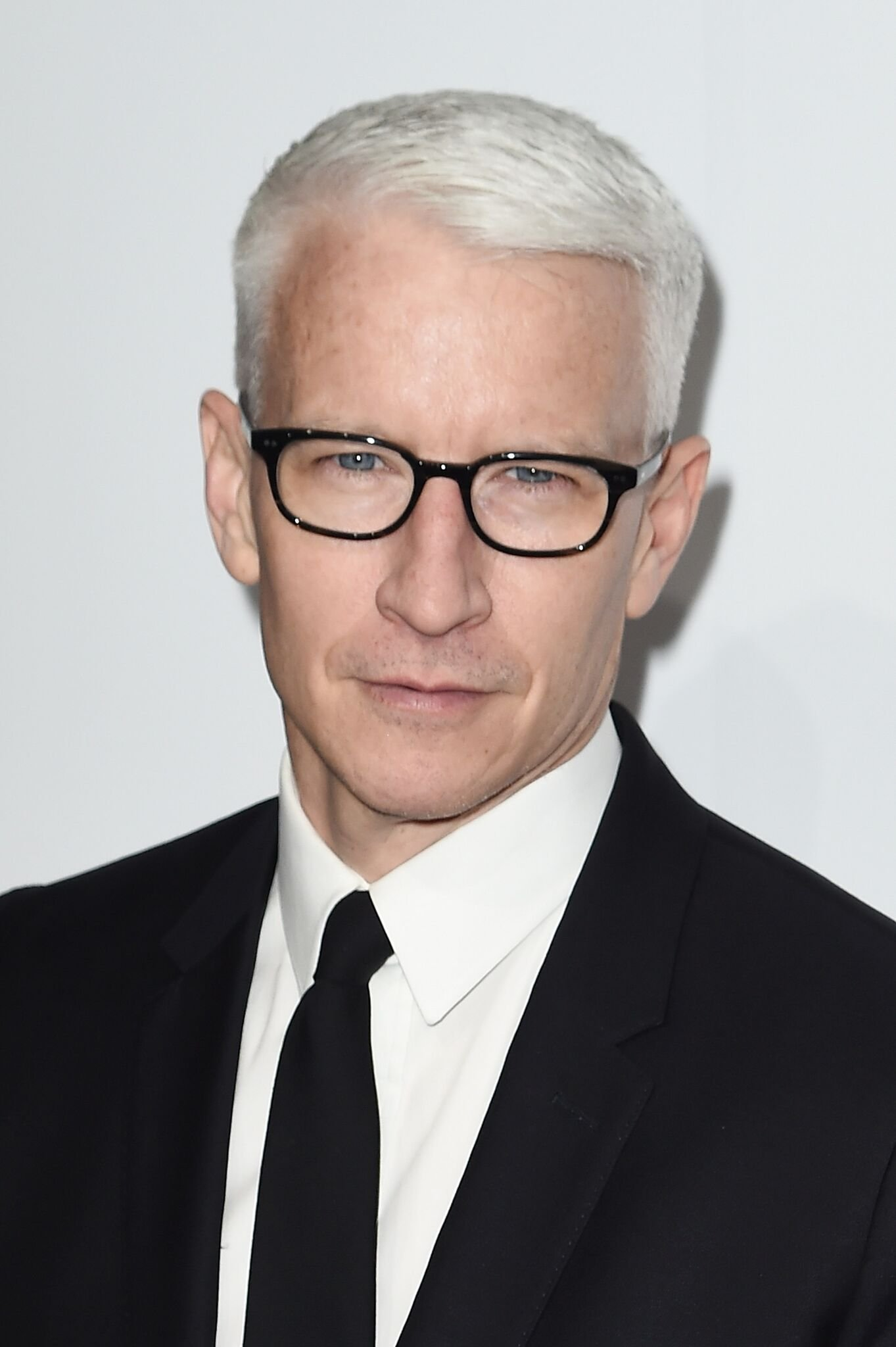 Anderson Cooper attends the Billboard Women in Music 2016 event | Getty Images