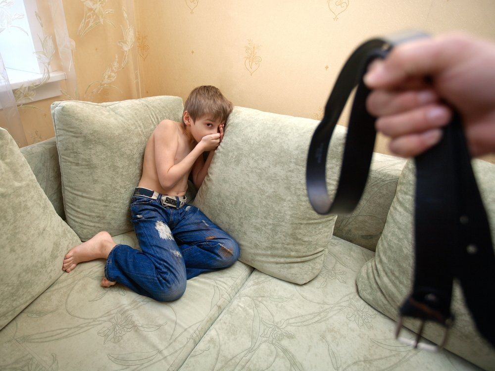 Depicting child abuse | Photo: Shutterstock