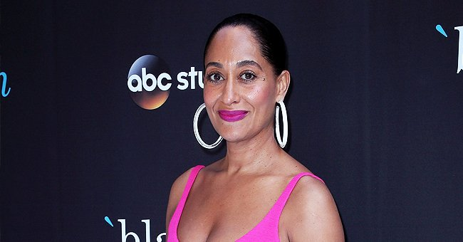 Check Out Tracee Ellis Ross' Gorgeous Pink Outfits While in Paris and New York in Throwback Photos