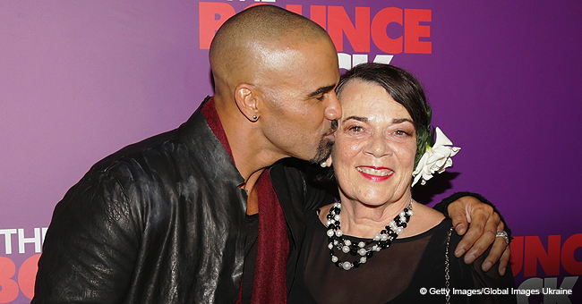Shemar Moore Gives Shirtless Mother's Day Shout-out 'to All You... Ladies' (Photo)