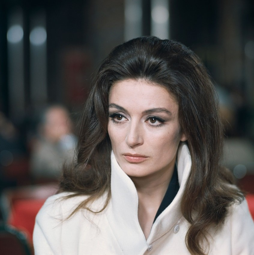 L'actrice Anouk Aimée | Photo : Getty Images